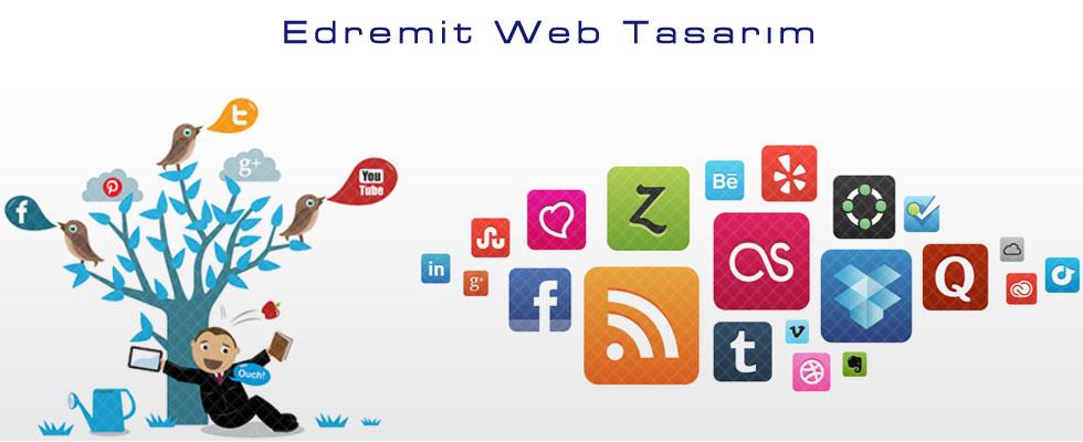 Edremit Ucuz Web Tasarım, Seo, E-Ticaret Yazılım Firması
