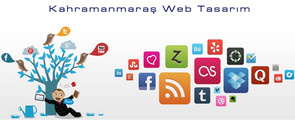 Kahramanmaraş'ta Web Tasarım, Seo, E-Ticaret Yazılım Firması